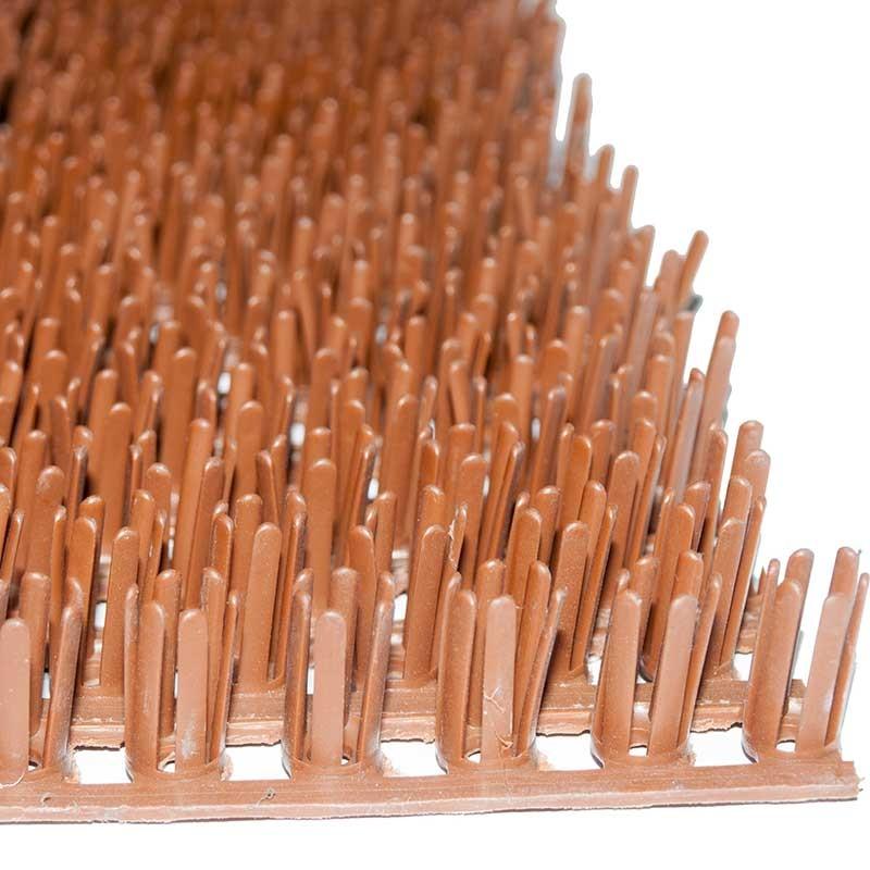 Galvanized Shelf 35 X 35 mm. Meter Angle