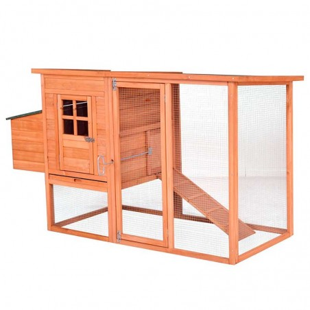 Pigeon Capture Cage 3 sections