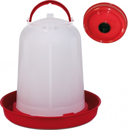Plastic Feeder for Chickens