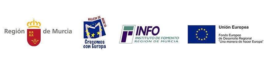 Proyecto cofinanciado INFO FEDER