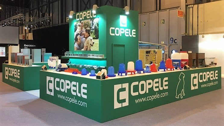 COPELE en Iberzoo+Propet 2017