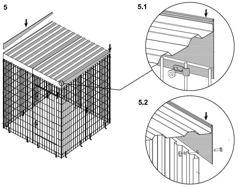 Cartabones boxes para perros