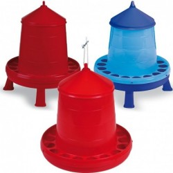Plastic Poultry Hoppers