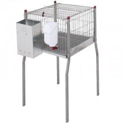"""Cage à Lapins """"Milán"""""""