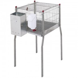 "Rabbit Cage ""Milan"""