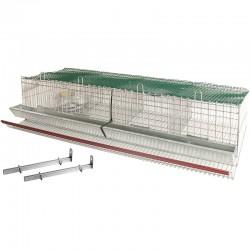 Batterie Cailles Cage Pour...