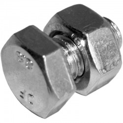 Galvanized Shelf Screw with...
