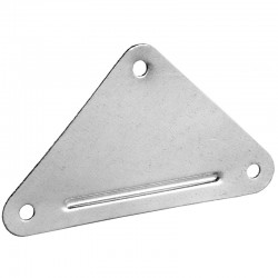 Galvanized Shelf Bracket