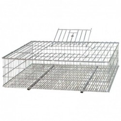 Cage de Transport Pour Lapins