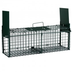 Folding Cage with 2 Doors