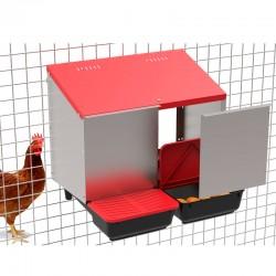 Lateral de Boxes para Perros ECO
