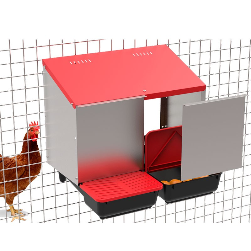 Dog Boxes Side Panel ECO