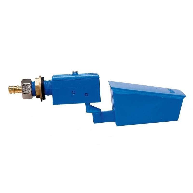 High Pressure Plastic Valve with Racord