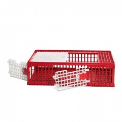 Plastic Poultry Carrier