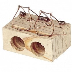 Holes Mousetrap