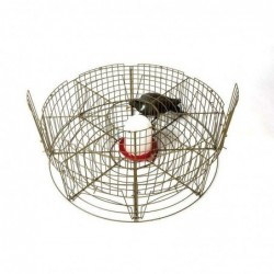 Pigeons Trap Cage 8 sections