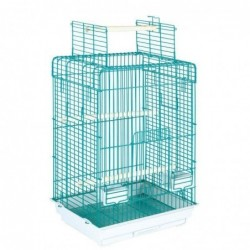 Collapsible Cage for Parrots