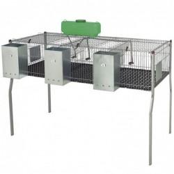"Cage à Lapins ""Penta 3"""