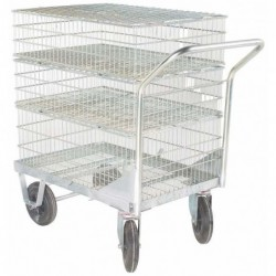 Chariot de Cage