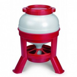 Poultry Feeder with Legs