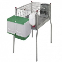 "Rabbit Cage ""Marsella"""