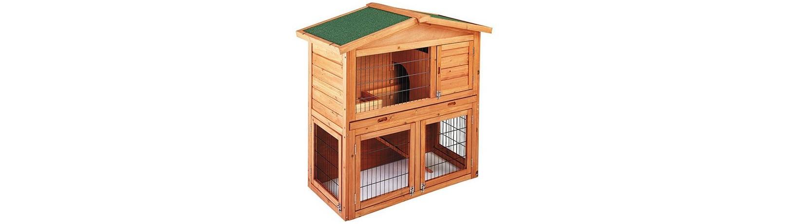 Fabricant de cabanes en bois pour lapins