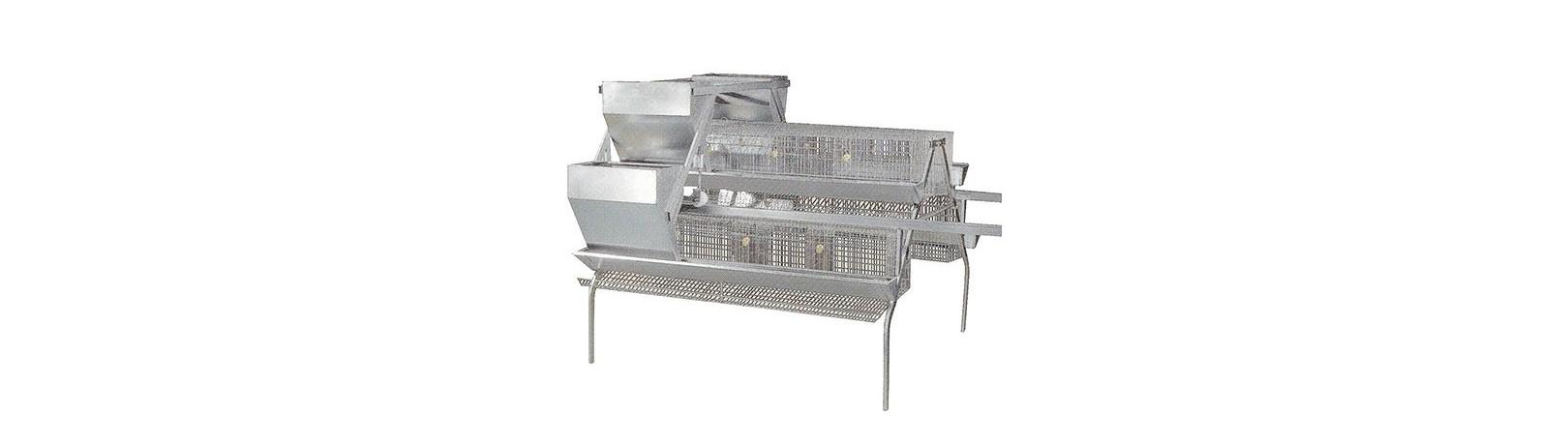 Fabricante de Jaulas para Avicultura Industrial