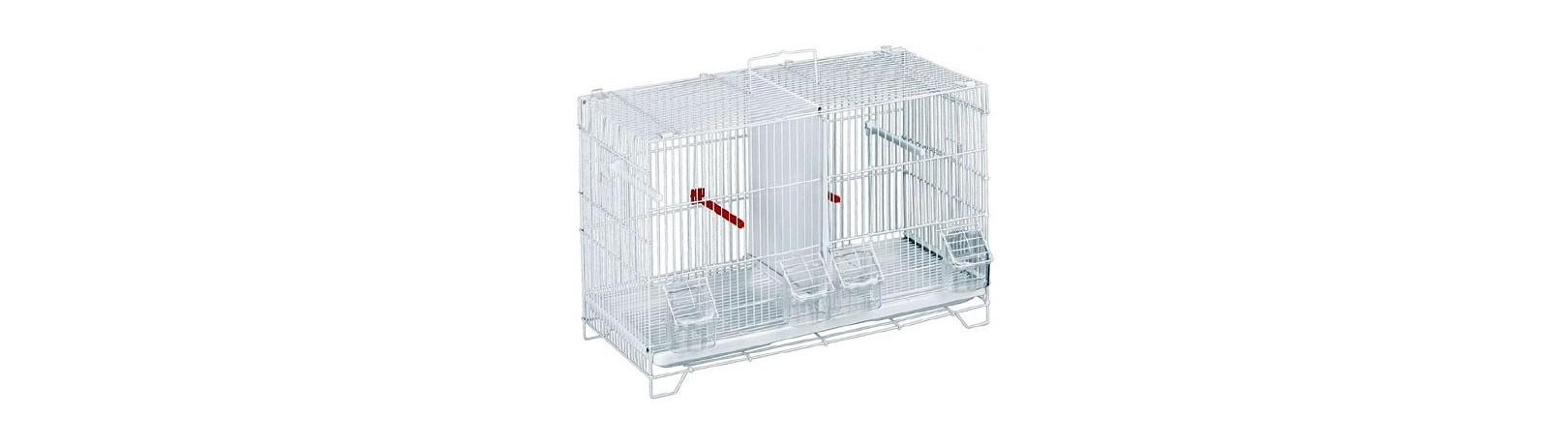 Cages d'oiseaux