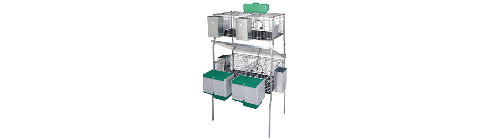Fabricant de Cages pour Lapins