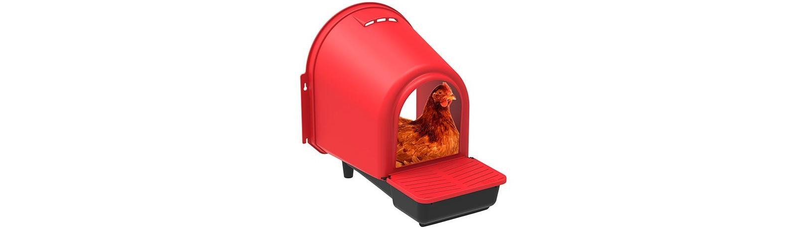 Fabricante Ponederos para gallinas - Ponederos para aves